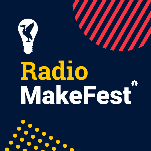 Radio MakeFest podcast art